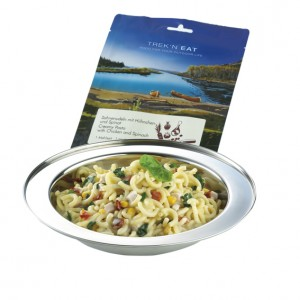 Trek'N Eat Creamy Pasta Chicken & Spinach