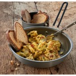 Scrambled Eggs with Onions