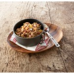 Whole grain fruit muesli